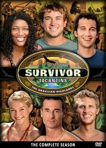 Survivor: Tocantins (18ª Temporada) - Poster / Capa / Cartaz - Oficial 1