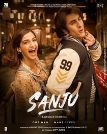 Sanju - Poster / Capa / Cartaz - Oficial 12