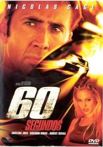 60 Segundos - Poster / Capa / Cartaz - Oficial 2