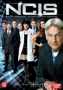 NCIS: Investigações Criminais (9ª Temporada) - Poster / Capa / Cartaz - Oficial 1
