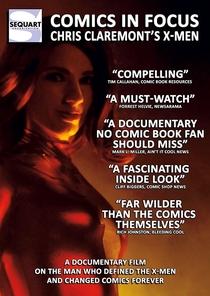 Comics in Focus: Chris Claremont's X-Men - Poster / Capa / Cartaz - Oficial 1
