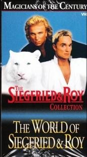 Siegfried e Roy - Os Maiores Mágicos da Terra - Poster / Capa / Cartaz - Oficial 3