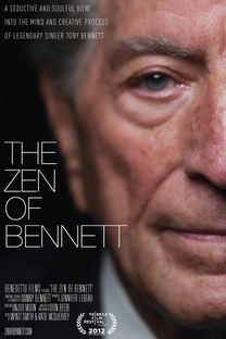 The Zen of Bennett - Poster / Capa / Cartaz - Oficial 1