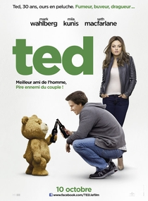 Ted - Poster / Capa / Cartaz - Oficial 3
