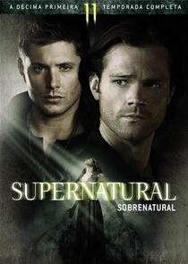 Sobrenatural (11ª  Temporada) - Poster / Capa / Cartaz - Oficial 5