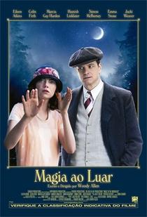 Magia ao Luar - Poster / Capa / Cartaz - Oficial 4