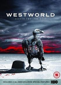 Westworld (2ª Temporada) - Poster / Capa / Cartaz - Oficial 8