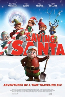 Como Salvar o Papai Noel - Poster / Capa / Cartaz - Oficial 3