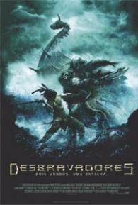 Desbravadores - A Lenda do Guerreiro Fantasma  - Poster / Capa / Cartaz - Oficial 3