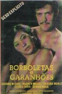 Borboletas e Garanhões - Poster / Capa / Cartaz - Oficial 1