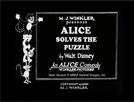 Alice Solves the Puzzle (Alice Solves the Puzzle)