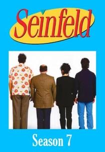 Seinfeld (7ª Temporada) - Poster / Capa / Cartaz - Oficial 1