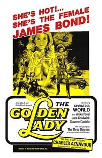 A Dama Dourada - Poster / Capa / Cartaz - Oficial 2