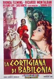 Rainha da Babilonia - Poster / Capa / Cartaz - Oficial 1