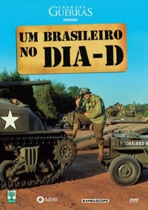 Um Brasileiro no Dia D - Poster / Capa / Cartaz - Oficial 1