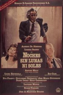 Noites Sem Luas Nem Sóis - Poster / Capa / Cartaz - Oficial 1