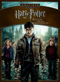 Harry Potter e as Relíquias da Morte - Parte 1 - Poster / Capa / Cartaz - Oficial 27