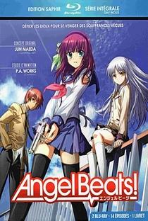 Angel Beats! - Poster / Capa / Cartaz - Oficial 10
