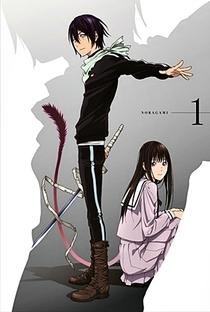 Noragami (1ª Temporada) - Poster / Capa / Cartaz - Oficial 2