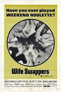 The Wife Swappers - Poster / Capa / Cartaz - Oficial 1