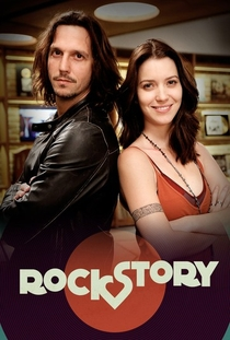 Rock Story - Poster / Capa / Cartaz - Oficial 1