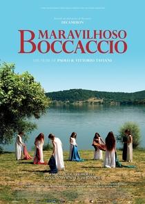 Maravilhoso Boccaccio - Poster / Capa / Cartaz - Oficial 3