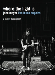 Where the Light Is - John Mayer Live in Los Angeles - Poster / Capa / Cartaz - Oficial 1