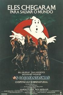 Os Caça-Fantasmas - Poster / Capa / Cartaz - Oficial 1