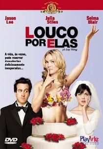 Louco por Elas - Poster / Capa / Cartaz - Oficial 3