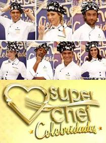Super Chef Celebridades (2ª temporada) - Poster / Capa / Cartaz - Oficial 1