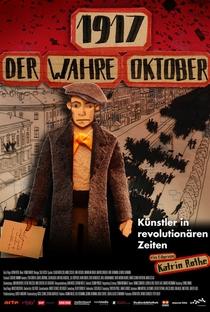 Outubro de 1917 - Os Artistas da Revolução - Poster / Capa / Cartaz - Oficial 1