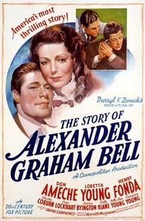 A História de Alexander Graham Bell - Poster / Capa / Cartaz - Oficial 3