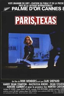 Paris, Texas - Poster / Capa / Cartaz - Oficial 8