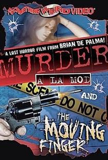 Murder à la Mod - Poster / Capa / Cartaz - Oficial 2