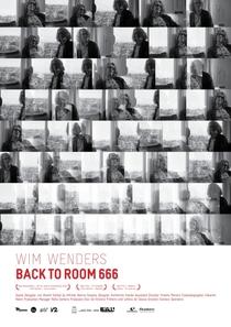 De Volta ao Quarto 666 - Poster / Capa / Cartaz - Oficial 1