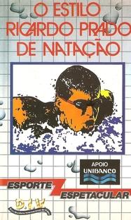 O Estilo Ricardo Prado de Natação - Poster / Capa / Cartaz - Oficial 1