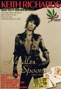 Keith Richards - Needles & Spoons (1966-1993) - Poster / Capa / Cartaz - Oficial 1