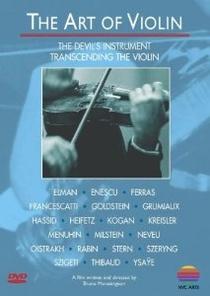 A Arte do Violino - Poster / Capa / Cartaz - Oficial 1