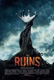 As Ruínas - Poster / Capa / Cartaz - Oficial 3