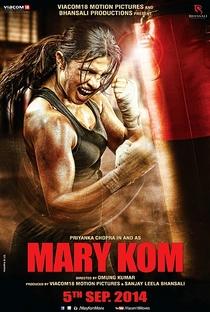 Mary Kom - Poster / Capa / Cartaz - Oficial 3