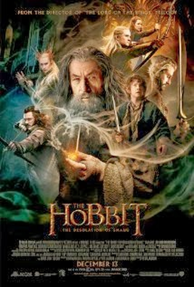 Review | The Hobbit: The Desolation of Smaug(2013) O Hobbit: A Desolação de Smaug