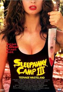 Acampamento Sinistro 3 - Poster / Capa / Cartaz - Oficial 1