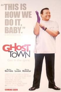 Ghost Town - Um Espírito Atrás de Mim - Poster / Capa / Cartaz - Oficial 2