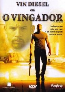 O Vingador - Poster / Capa / Cartaz - Oficial 7