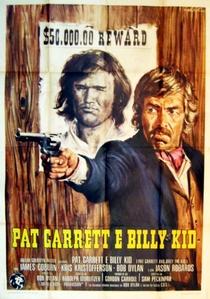 Pat Garrett e Billy the Kid - Poster / Capa / Cartaz - Oficial 7