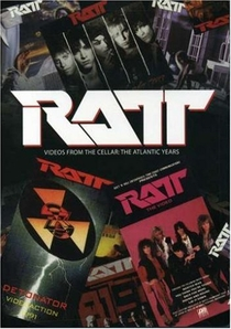 Ratt - Videos From the Cellar: The Atlantic Years - Poster / Capa / Cartaz - Oficial 1