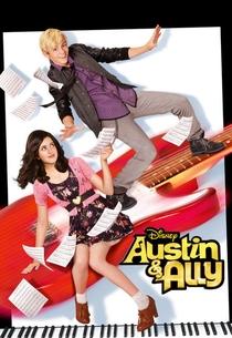 Austin & Ally (1ª Temporada) - Poster / Capa / Cartaz - Oficial 1