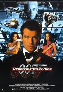 007 - O Amanhã Nunca Morre - Poster / Capa / Cartaz - Oficial 5