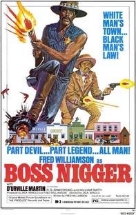 Boss Nigger - Poster / Capa / Cartaz - Oficial 1