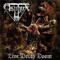 Asphyx: Live Death Doom - Poster / Capa / Cartaz - Oficial 1